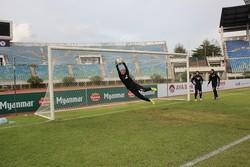 Belarus kadın futbolcular Tahran'a geliyor