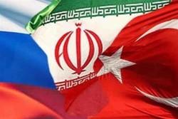 Iran, Russia, Turkey FMs to hold talks on Syria in Geneva