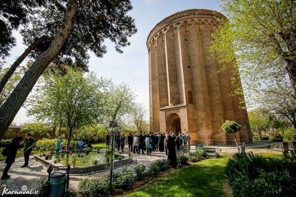 Türkiye ile İran arasındaki ortaklığın simgesi; Tuğrul Kulesi