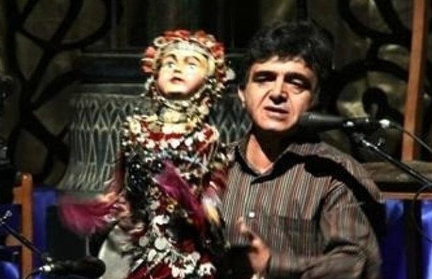 پیشکسوت هنر عروسک گردانی «جی جی بی جی» درگذشت