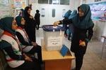تمرین دموکراسی در مدارس شهرستان مرند
