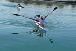 پاروزنان ایران دو طلای دیگر از آبهای سمرقند صید کردند