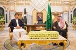 عمران خان با پادشاه عربستان دیدار کرد