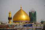 Irak'ın kutsal kenti Necef'te Erbain atmosferi