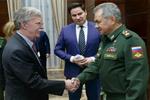 واکنش مجدد کرمیلن به خروج آمریکا از پیمانINF/  بولتون: آن توافق منسوخ شده بود