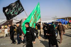حضور بیش از ۲۰ هزار دانشجوی دانشگاه آزاددر مراسم اربعین