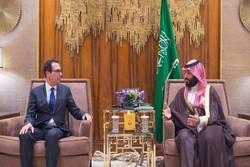 ABD'li yetkili ile Suudi Prens karşılıklı ilişkileri görüştü