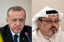 Jamal Khashooggi and Turkish President Erdogan