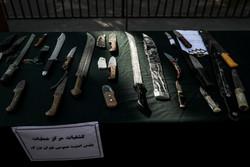 دستگیری ۶۵۰ نفر از سارقان و مالخران پایتخت
