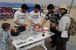 راهاندازی موکب دانشجویی اربعین ۹۸ با همکاری دانشگاههای عراق