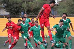 شهرداریچیها اسیر بدشانسی فوتبال/پاس در قامت یک مدعی ظاهر شد