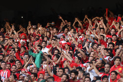 تعداد تماشاگران بازی پرسپولیس و السد رسما اعلام شد