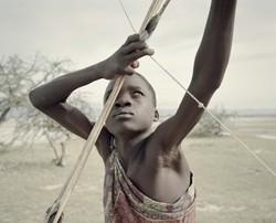 آخر قبيلة صيادة في تنزانيا / صور