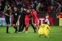 بازتاب صعود پرسپولیس به فینال لیگ قهرمانان آسیا