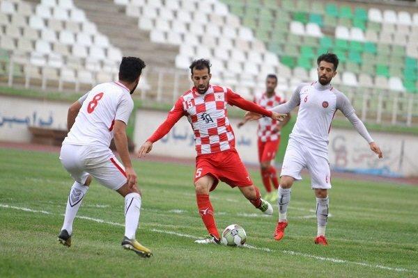 تیم «سرخ پوشان» به صدر جدول لیگ برتر فوتبال قم صعود کرد