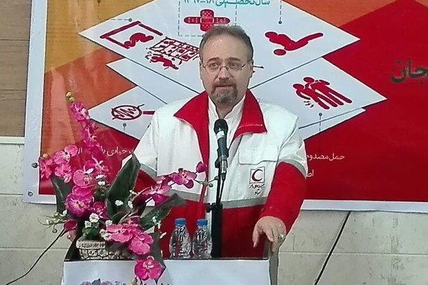اجرای طرح ملی «نذرآب» توسط هلال احمر زنجان