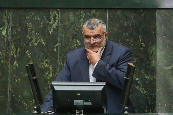الهيئة الرئاسية للبرلمان الإيراني تتسلم طلب استجواب وزير الجهاد الزراعي