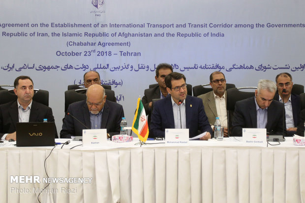Official urges modifying transportation tariff in Chabahar agreement