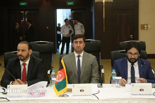 Chabahar Agreement meeting in Tehran