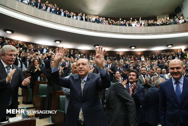 سخنرانی اردوغان در خصوص قتل خاشقجی