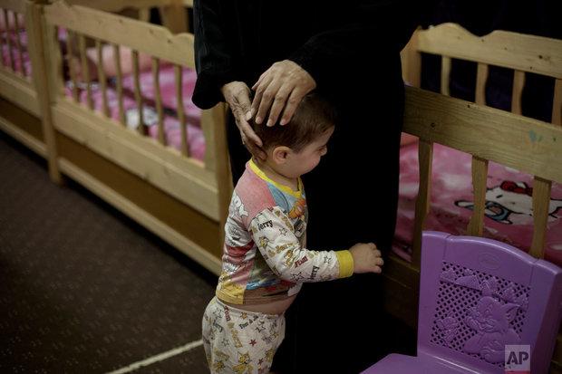 أطفال عناصر تنظيم داعش في دور الأيتام بالعراق