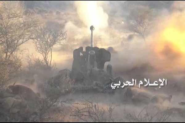 Yemen ordusundan Suudilere karşı saldırı
