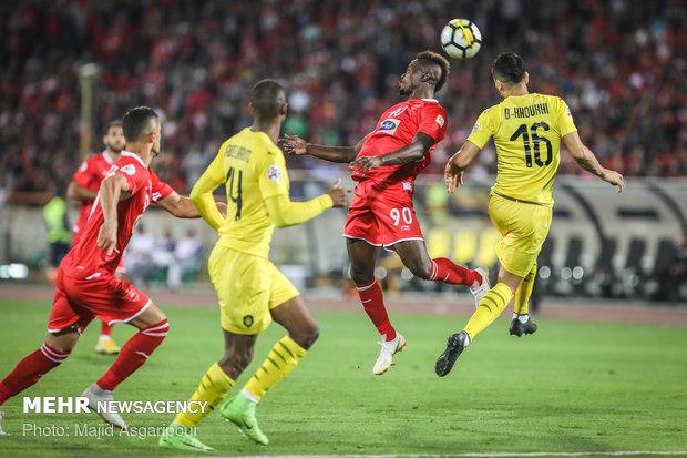 مباراة برسبوليس الايراني أمام السد القطري بطهران