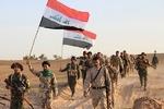 الحشد الشعبي يقضي على 13 داعشيا داخل الأراضي السورية