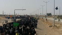 بیش از۵۳۹۰۰۰ زائر تا دیشب از مرز مهران خارج شدند