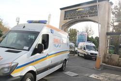 آمادگی اورژانس برای خدمات رسانی به زائران حسینی در مهران