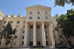 Fıransa Büyükelçisi, Azerbaycan Dışişleri Bakanlığı'na çağrıldı