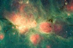 حباب های فضایی را ببینید