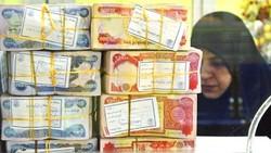 اولین تجربه ارزی بانک ملی در عراق موفق نبود