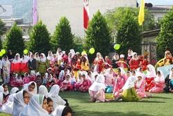 المپیاد ورزشی درون مدرسه ای در مازندران آغاز شد