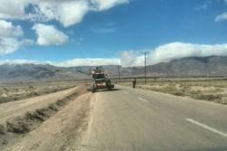 ساخت جاده «چم سرخ -حاضرمیل» دهلران شتاب می گیرد