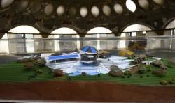 مرمت کاخ مروارید کرج تا یک سال و نیم دیگر تکمیل می شود