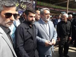 İran İçişleri Bakanı'ndan Irak sınırına sürpriz ziyaret