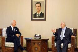 قانون اساسی موضوعی است که فقط سوریها درباره آن تصمیم میگیرند