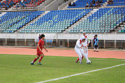 İran Kadın Milli Futbol Takımı yarın Tacikestan'la karşılaşacak