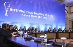 Intl. meeting on Syria to be held in Astana on Nov. 28-29