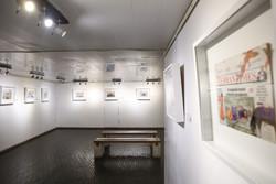 برپایی نمایشگاه نقاشی از آثار ۲ نوجوان خرمشهری