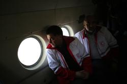 بازدید وزیر کشور و رئیس جمعیت هلال احمر از پایانه های مرزی