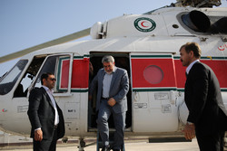 Interior min. visits Iran-Iraq border areas