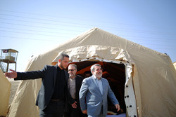 حضور وزیر کشور در شلمچه