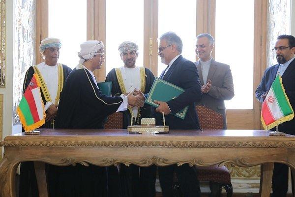 Iran, Oman discuss mutual coop. in Tehran