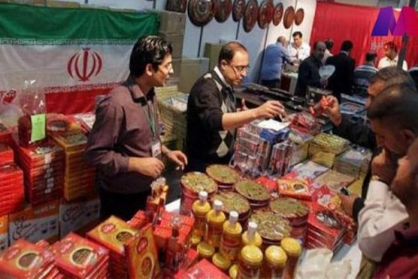 Iranian producers showcase handmade goods, food in Amman