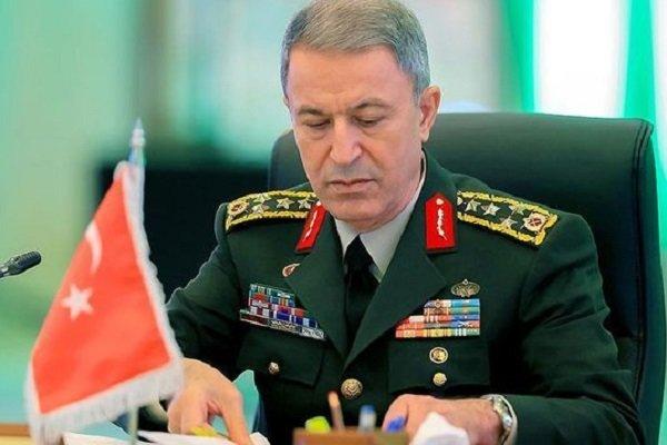 Bakan Akar ile ABD Savunma Bakanı Vekili bir araya gelecek