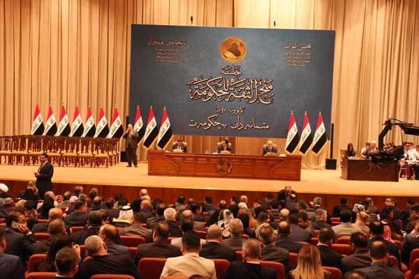 عادل عبدالمہدی عراق کے نئے وزیر اعظم منتخب/ 14 وزراء نے اعتماد کا ووٹ حاصل کرلیا