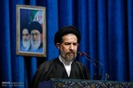 خطيب طهران يدعو إلى ضرورة تفقد المتضررين جراء الاحتجاجات الأخيرة