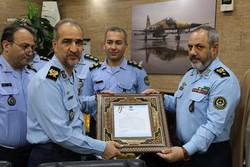 فرمانده جدید دانشگاه شهید ستاری منصوب شد